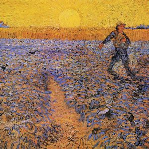Van Gogh - The Sower [3]